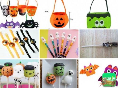 Những món quà mẹ nên dành tặng bé ngày Halloween 31/10