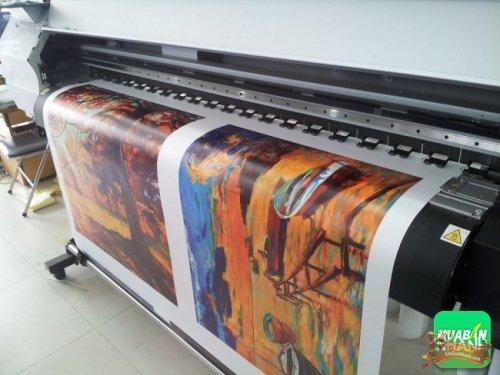 In tranh canvas phong cách tranh sơn dầu, tranh hội họa thực hiện in ấn bởi Công ty TNHH In Kỹ Thuật Số - Digital Printing Ltd