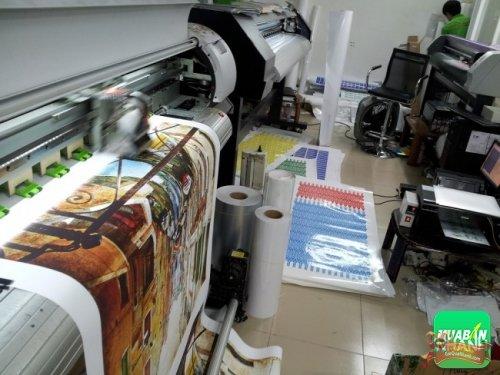 In tranh canvas phong cách tranh sơn dầu, tranh hội họa thực hiện in ấn bởi Công ty TNHH In Kỹ Thuật Số - Digital Printing Ltd 3