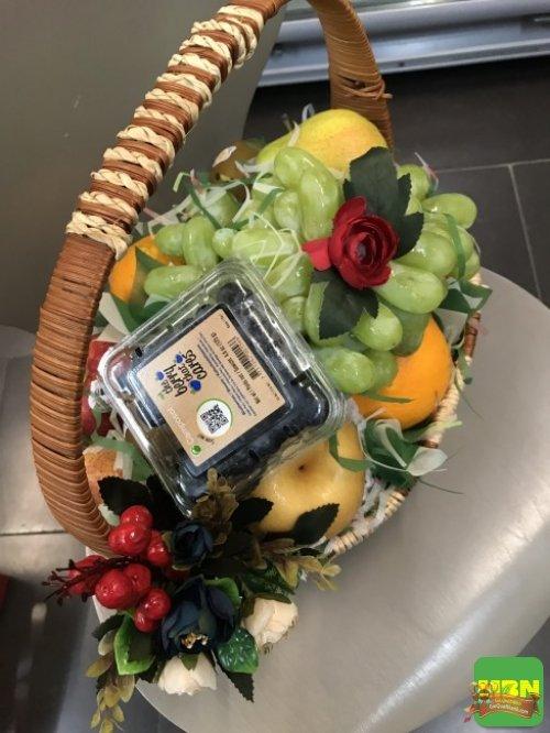 Giỏ trái cây nhập khẩu - Quà tặng 20/10 cho mẹ